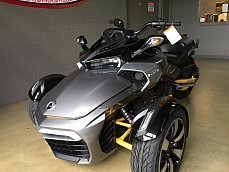 2017 Can-Am Spyder F3 for sale 200600286